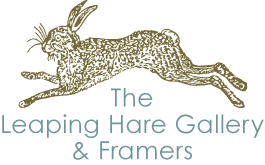 Leaping Hare Gallery & Framers logo